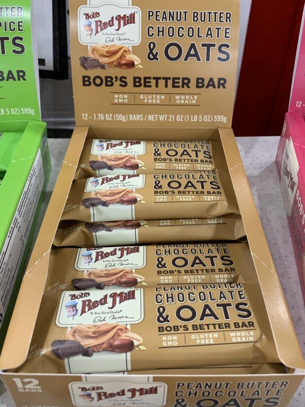 Bob's Better Bars