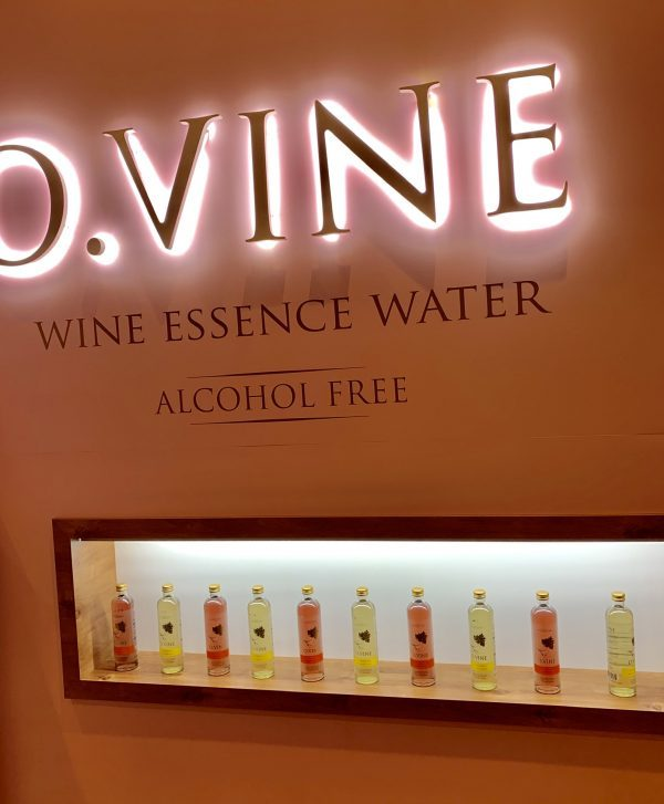 O.Vine Wine Essence Water
