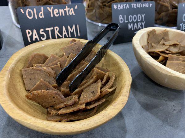 Vegan Pastrami Jerky