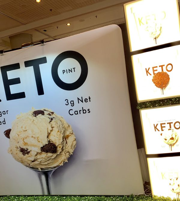 Keto Pint ice cream