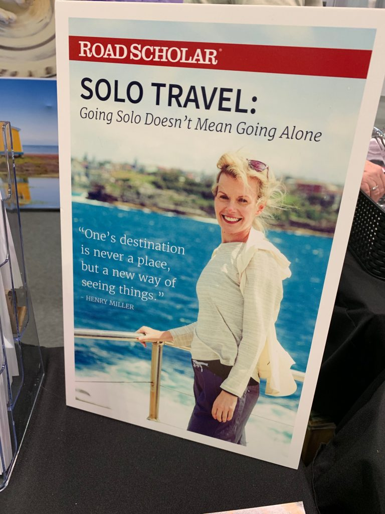 solo travel picture