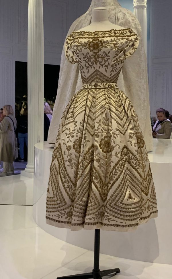 Palomita Dress by Dior