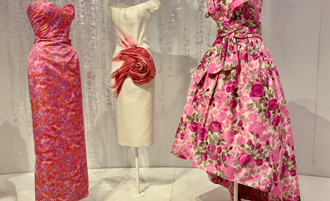 John Galliano's Dior dresses