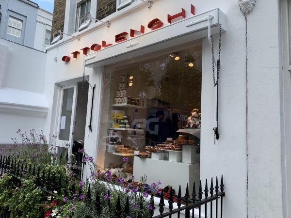 Ottolenghi Market in Notting Hill