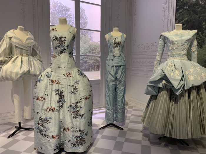 The Dior Exhibit at V&A