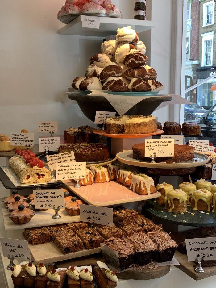 Ottolenghi desserts