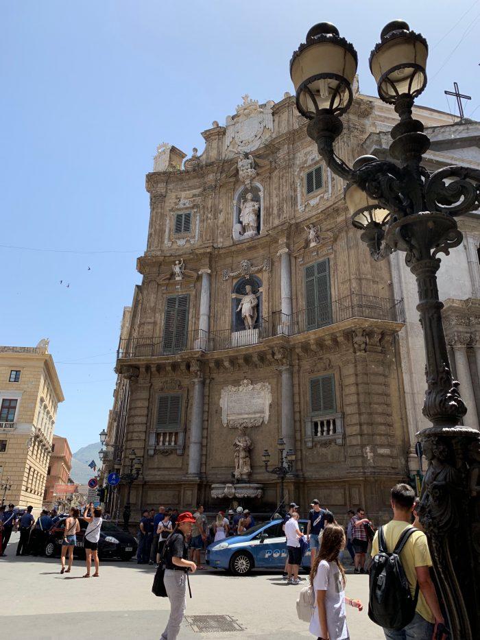 Palermo Architecture
