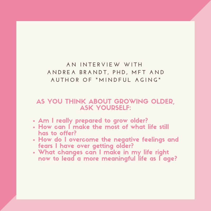 mindful aging questions