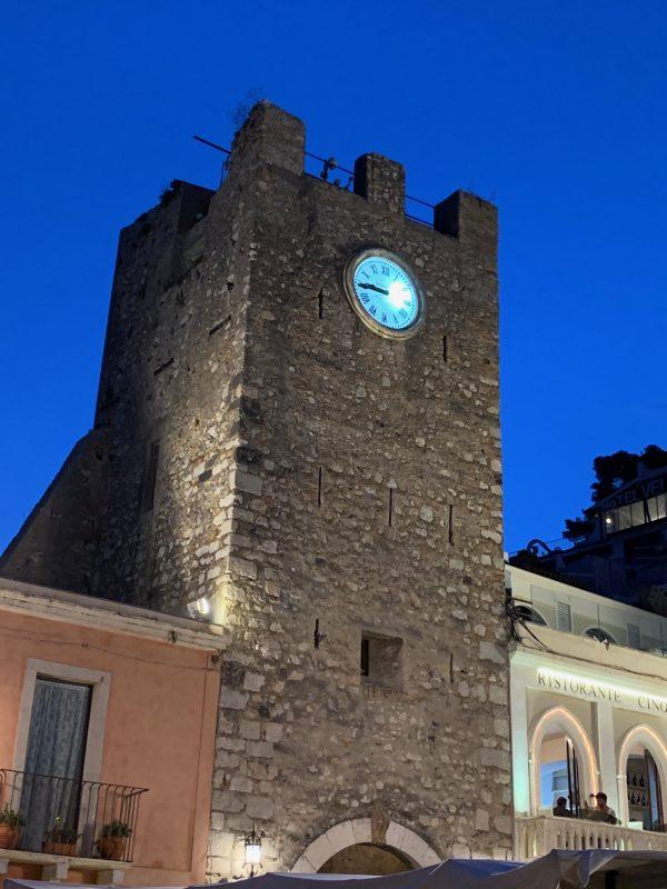 Porta di Mezzo in Taormina