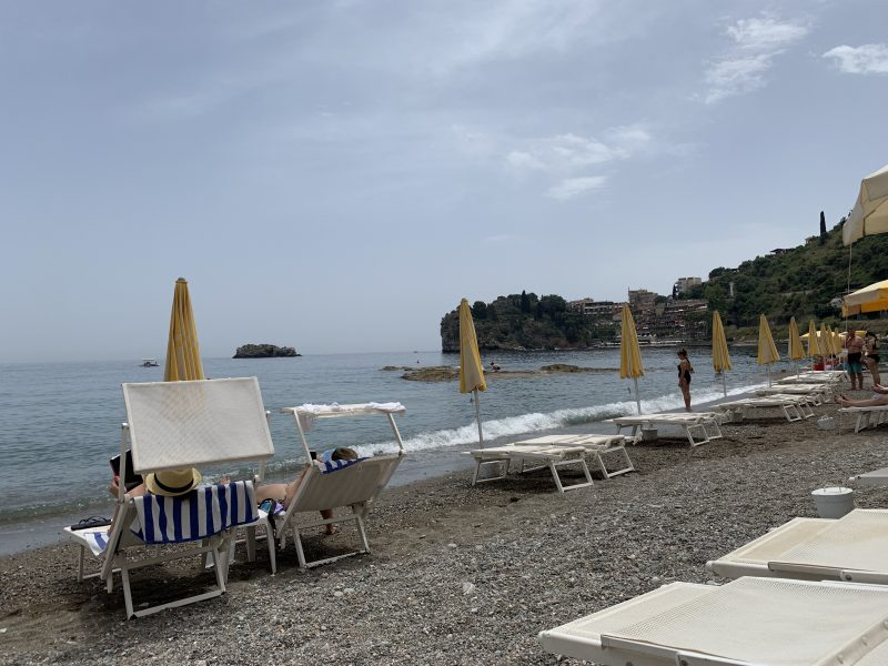 Taormina beach club