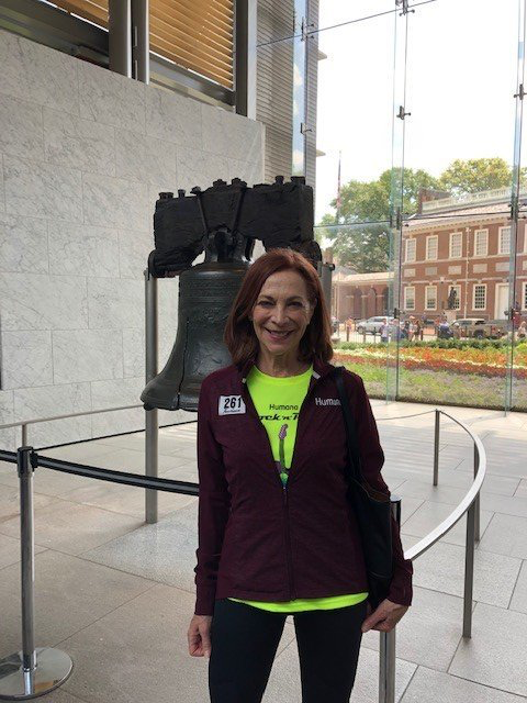 Kathrine Switzer Humana Race Philly