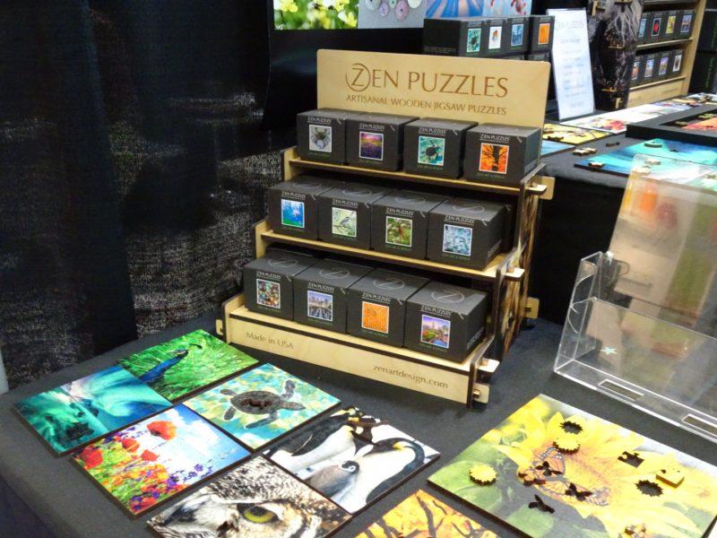Zen Art puzzles
