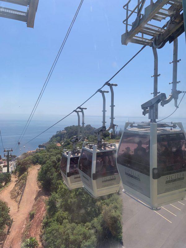 Taormina funicular