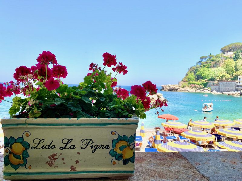 Lido La Pigna Beach Club Restaurant