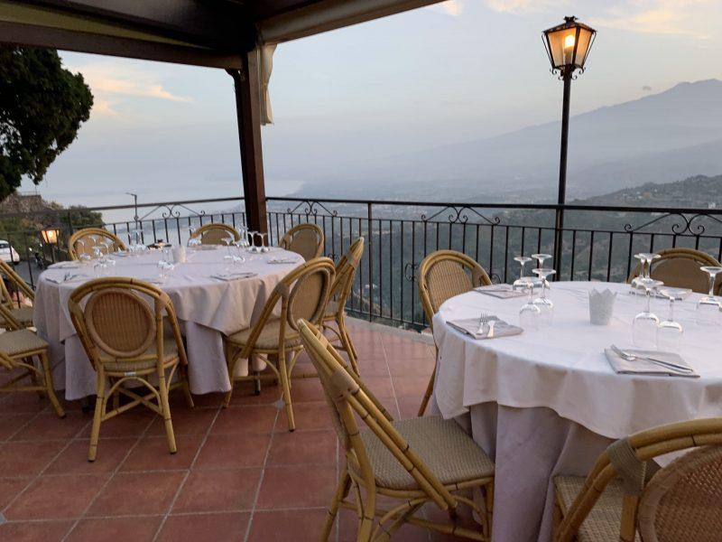Ristorante al Saraceno in Taormina