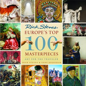 Rick Steves Europe Masterpieces Book