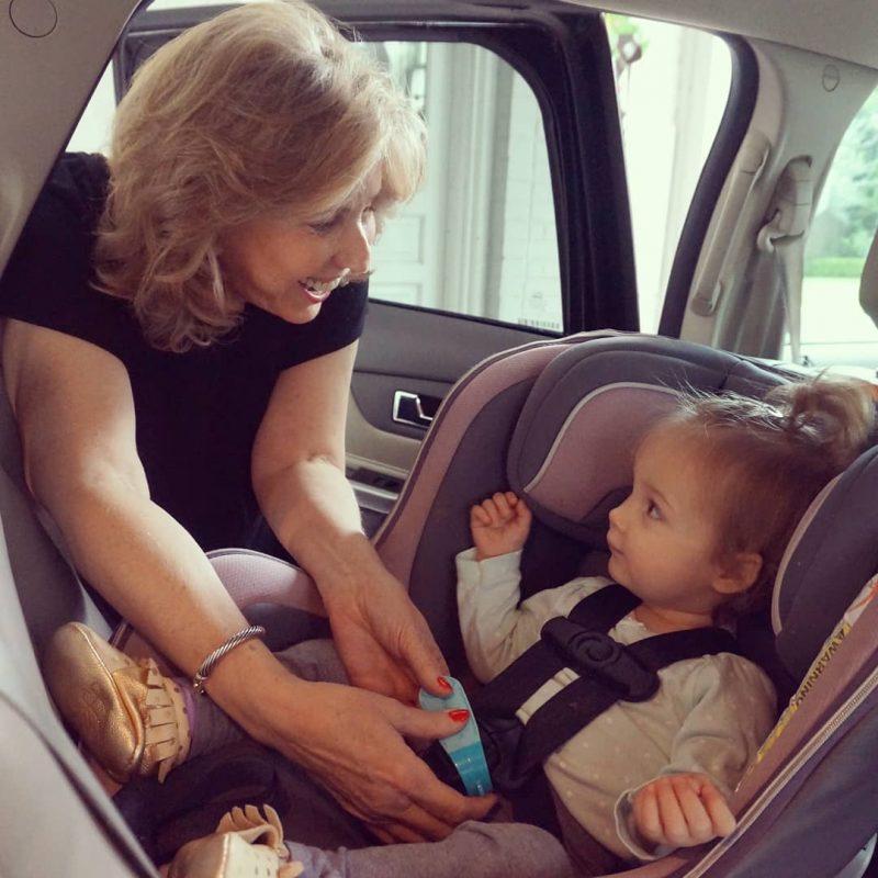 Car seat gadget