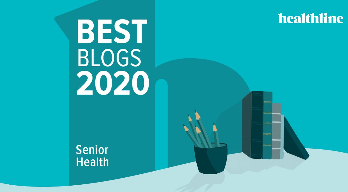 Best Senior Health Blogs logo