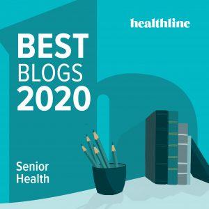 Best Senior Health Blogs logo