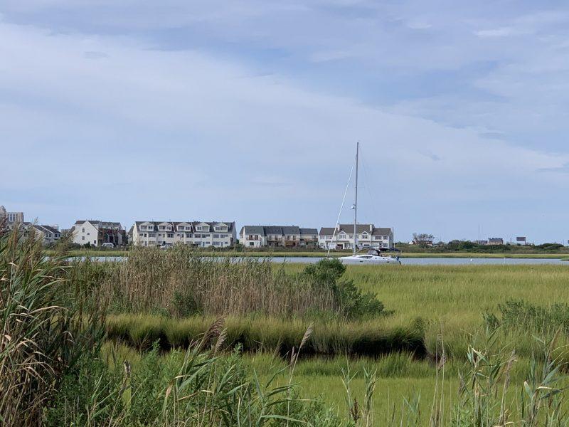 Views of Brigantine causeway