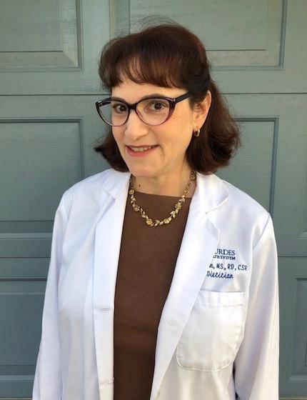 Laura Sabban, MS, RD
