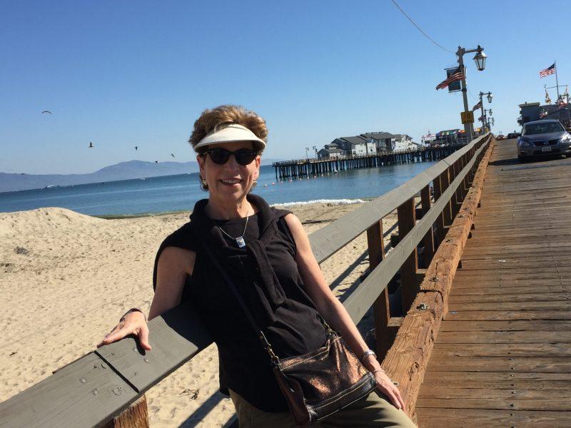 Judy in Malibu, CA