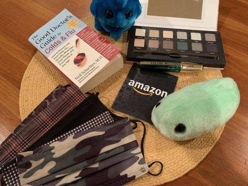 #StyleYourMask giveaway items