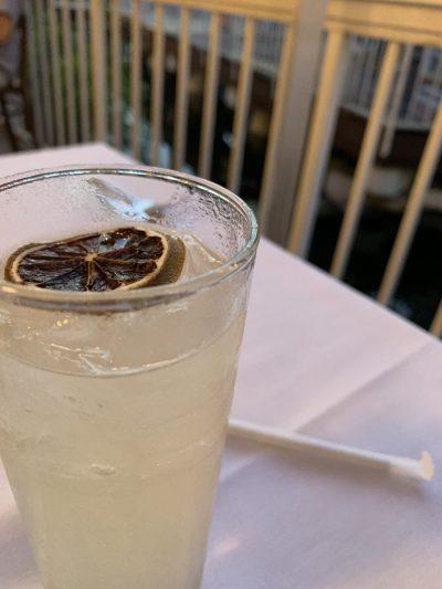 Lima Chilcano Drink