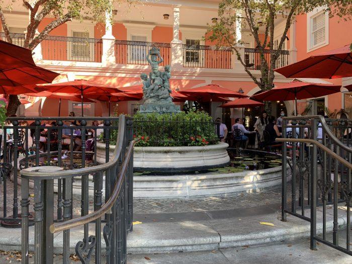 Jane's Cafe on 3rd Naples Florida